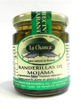 Banderillas de mojama con queso La Chanca (13 uds.) 225 g