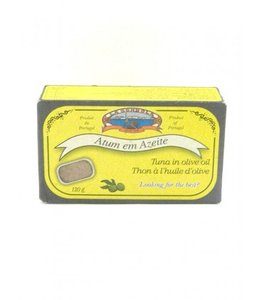 Atún en aceite de oliva La Góndola 120 g