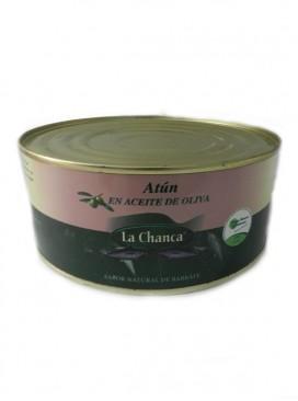 Atún en aceite de oliva La Chanca 1000 g