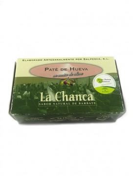 Paté de hueva en aceite de oliva La Chanca 125 g