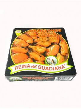 Mejillones en escabeche Reina del Guadiana (12-15 uds.) 280 g