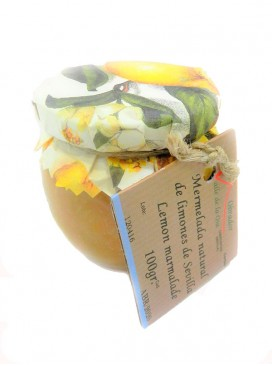 Mermelada de limón de Sevilla Valle de la Osa 100 g