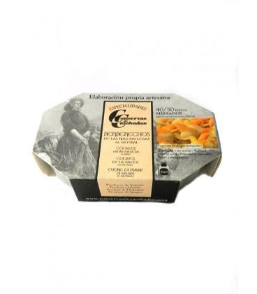 Berberecho al natural de las Rías Gallegas Cambados Especialidades 40-50 uds) 120 g
