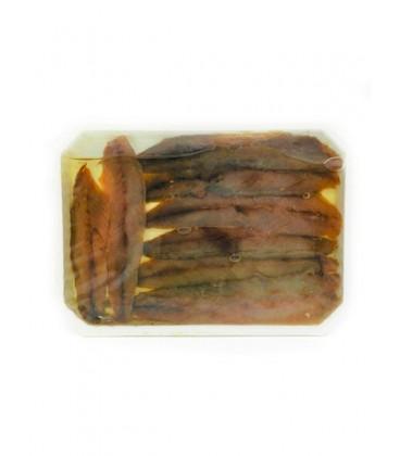 Caballa ahumada en aceite Brisas del Estrecho (5-6 uds) 100 g