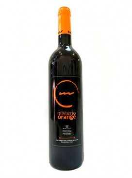 Misterio Orange vino de naranja 75 cl