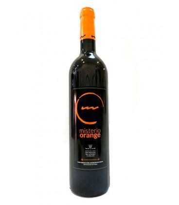 Misterio Orange vino de naranja 75 cl