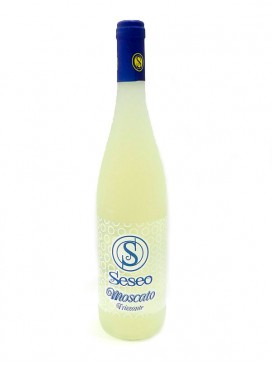Seseo Moscato frizzante 75 cl