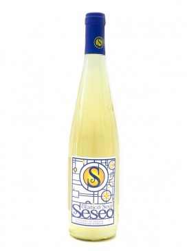 Seseo blanco seco 75 cl