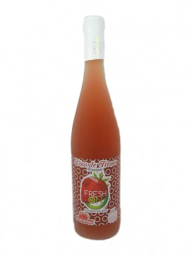 Fresh on Frizzante vino de fresa 75 cl