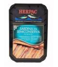 Sardinas anchoadas en aceite Herpac 740 g