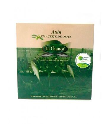 Atún en aceite de oliva La Chanca 550 g