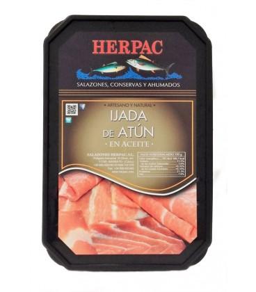 Ijada de atún en aceite Herpac 550 g