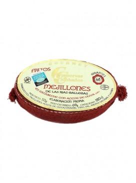 Mejillones en escabeche Cambados Gourmet (6-8 uds) 120 g