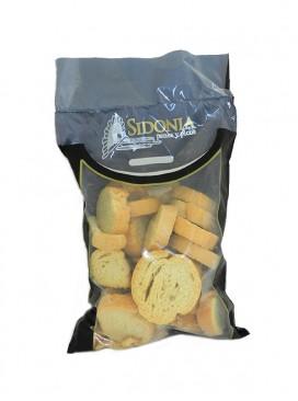 Pan tostado a la brasa Sidonia 135 g