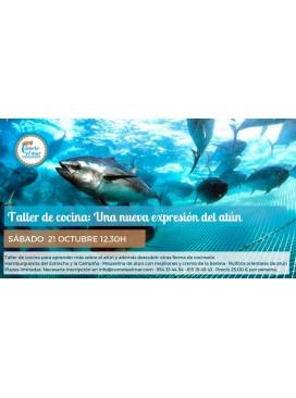 Plaza Taller de Cocina de atún 21-10-17 12.30h