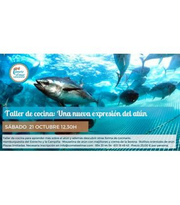 Plaza Taller de Cocina Croquetas del Mar 31-03-17 18.30h