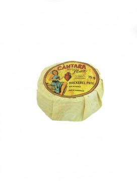 Paté de caballa Cántara 75 g