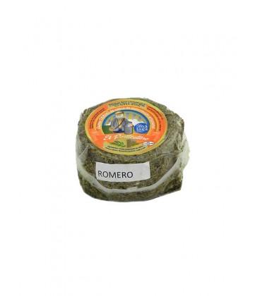 Queso artesanal tierno de cabra al romero El Porticatero