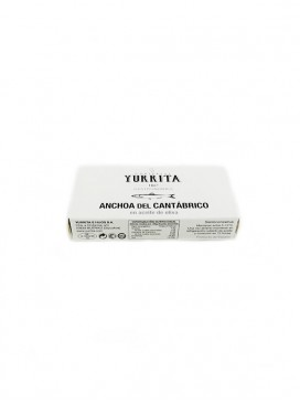 Anchoa en aceite de oliva Yurrita