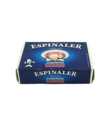 Zamburiña de las Rías Gallegas en salsa gallega Espinaler 120 g