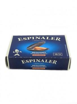 Mejillón de las Rías Gallegas en escabeche Espinaler (10-12 uds) 120 g