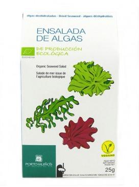 Ensalada de algas deshidratada Porto Muiños 25 g