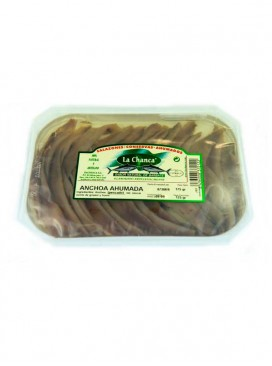 Anchoa ahumada en aceite La Chanca 175 g