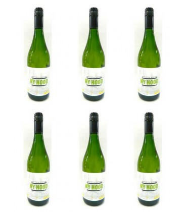 Moscato blanco NY HOOD 75 cl (6 botellas)
