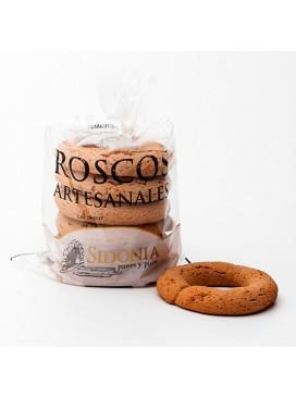 Roscos artesanales Sidonia (6 uds) 500 g