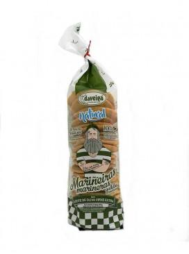 Galletas marineras con aceite de oliva virgen extra Daveiga 200 g