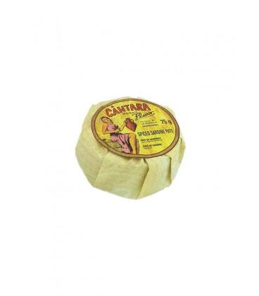 Paté de sardina picante Cántara 75 g