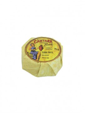 Paté de atún Cántara 75 g