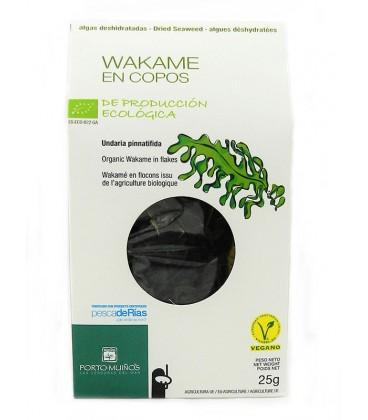 Wakame deshidratado Porto Muiños 25 g