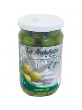 Aceitunas chupadeo La Andaluza 200 g