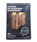 Filetes de sardina ahumada en aceite Ficolumé 110 g