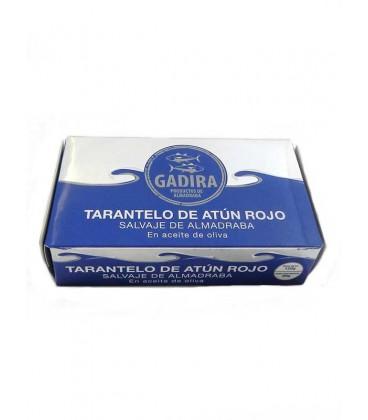 Tarantelo atún rojo salvaje de almadraba en aceite de oliva Gadira 120 g
