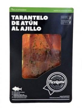 Tarantelo de atún al ajillo Ficolumé 110 g