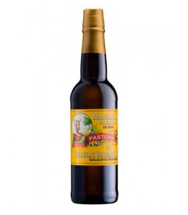 Manzanilla pasada en rama Pastora 37,5 cl