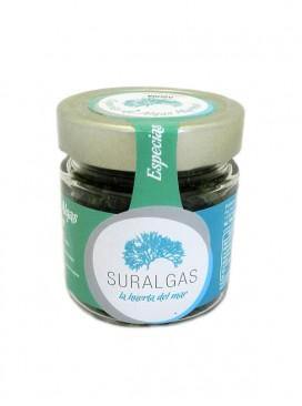 Especias de algas marinas Suralgas 18 g