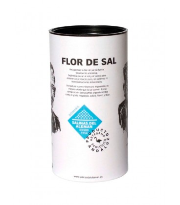 Flor de sal Biomaris Salinas del Alemán 300 g