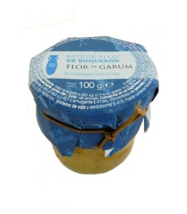 Paté de Allec de boquerón Flor de Garum 100 g