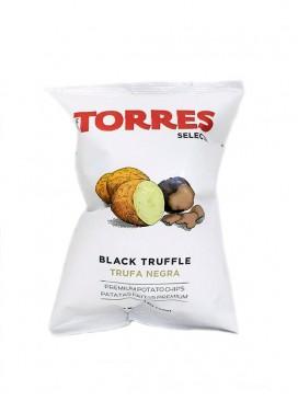 Patatas fritas premium con trufa negra Torres 40 g
