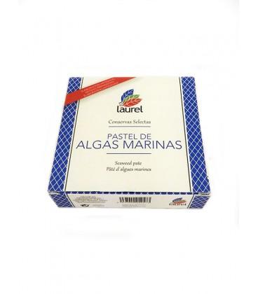 Pastel de algas marinas Laurel 145 g