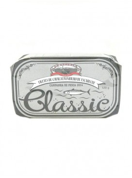 Filetes de caballa en escabeche La Góndola Classic 120g