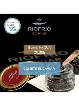 Degustación de Caviar 11-12-19