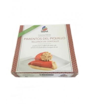 Pimientos del piquillo rellenos de centollo Laurel 275 g