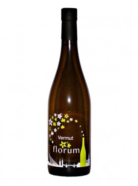 Vermut blanco Florum 75 cl