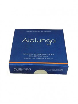 Tarantelo de Bonito del Norte en aceite de oliva Alalunga 138 g