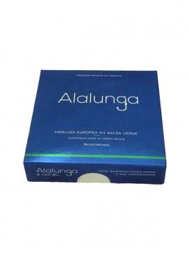 Merluza europea en salsa verde Alalunga 138 g