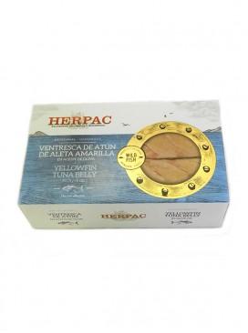 Ventresca de atún en aceite de oliva Herpac 120 g